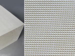 Gas Stoveのための蜜蜂の巣Ceramic Heater Ceramic Honeycomb