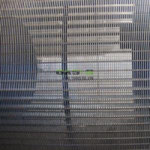 Maglia passiva dello schermo della presa del collegare del cuneo dell'acciaio inossidabile 304