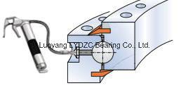 SKF rodamientos de rodillos de la cruz se utilizan para Direct-Drive Motores (caciones. 921155203001)