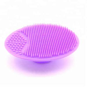 Grau alimentício Escova Facial de Silicone