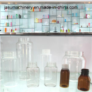 macchina di plastica dello stampaggio mediante soffiatura di stirata dell'iniezione della bottiglia 12-Cavity