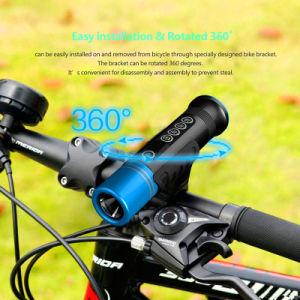 CREE multifunzionale R3 Alto-Bright Flashlight con Bluetooth Speaker & Selfie Function