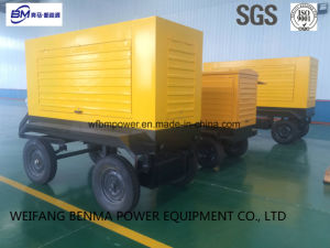 Centrale elettrica diesel del rimorchio di migliore qualità con il sistema ISO9001