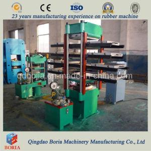 Gummifliesen, die Maschine/Fliese-Presse (XLB-D550X550X4, vulkanisieren)
