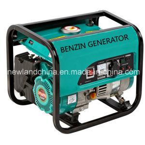 Nouveau design portable 1W générateur à essence (1500L)