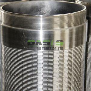 Filtro per pozzi dell'acqua di forma di v per il progetto Drilling buono