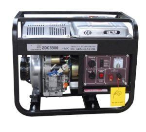 3Квт открытого типа DC дизельного генератора (ZDC3300)