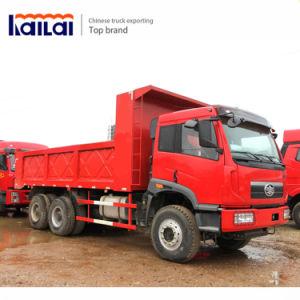 De beste Vrachtwagen van de Stortplaats van de Prijs FAW J5p 280HP 6X4