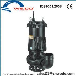 Wq10-16-1,5f de la pompe à eau submersibles pour l'eau sale