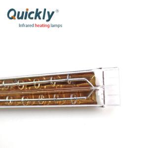L Lâmpada de infravermelhos de forma a lâmpada de infravermelhos de aquecimento infravermelho para máquina de Stringer