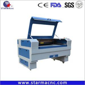 Estructura de madera CNC Máquina de corte Láser Para acrílico 1390
