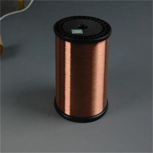 Cabo de alimentação de arame de aço revestido de cobre do CCS para fio de Queda do telefone