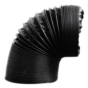 Condotti di alluminio di /Air del tubo di ventilazione di Foil+PVC/condotto flessibile unito di Combie