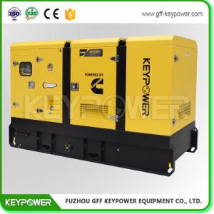 65kVA reservePowersilent Type Vier de Reeks van de Generator van Cilinders met Goede Motor