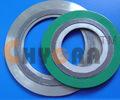 ASMEのフランジ弁のJontのシールのシーリング材料のための螺線形の傷のガスケット(G2120)