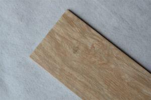 De houten Tegel van Gres Porcelainato van de Tegels van het Comité van de Muur Houten
