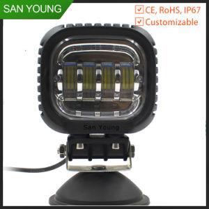 Chariot phare de travail LED 48W 4 pouces de commerce de gros prix bon marché