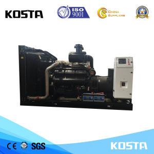 generatore diesel raffreddato ad acqua di 688kVA Schang-Hai per uso domestico con ad alto rendimento