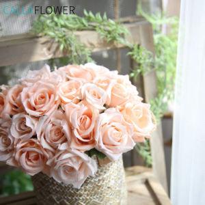 Искусственные цветы пластиковые шелка возросло Цветы на свадьбу дома оформление GF12504