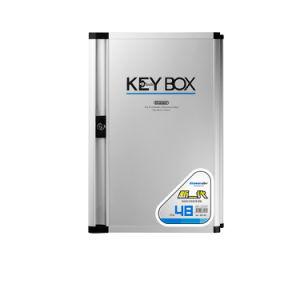 48 مفاتيح تخزين [كي بوإكس] مع [سفتي لوك]