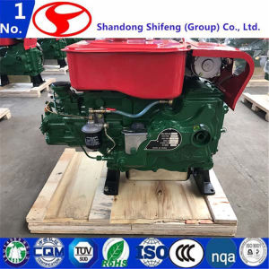 中国の4打撃の単一シリンダー農業か新しいデザインか熱い販売法またはクランクを手で回すか、または水冷却されるディーゼル機関