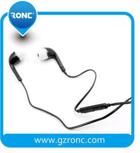 재고 최신 Samsung 은하 S6 S7 Note5를 위한 인기 상품 헤드폰에 의하여 타전되는 입체 음향 이어폰