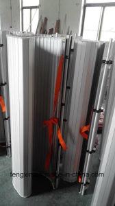 Portello di alluminio della saracinesca, portello del Roll-up, portello del camion dei vigili del fuoco