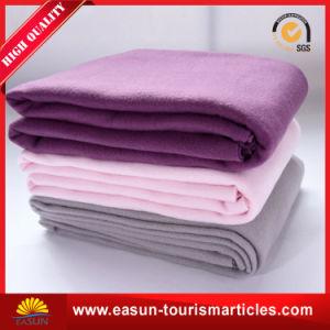 毛布大きさ(ES2052072AMA)の100%年のポリエステル極度の柔らかく総括的で安い羊毛毛布