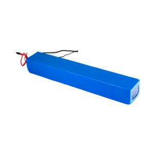 Настраиваемые 48V/36V 10AH литий-ионный аккумулятор