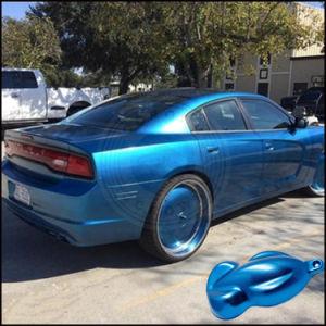 Синий Pearl Pearl пигмента натуральным слюда порошок для автомобильной краской