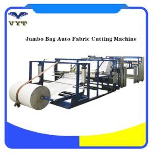 Bolsa de tejido de la bolsa Jumbo tejido automática Máquina de corte