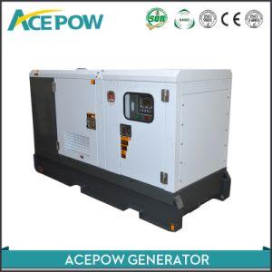 Weichai 40kVA leiser Dieselgenerator mit Druckluftanlasser