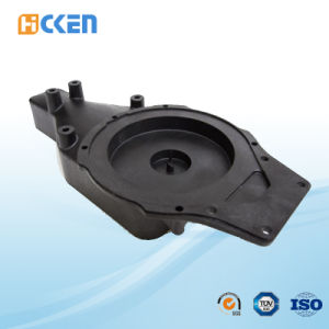 Taizhou kundenspezifischer Präzisions-Mikrofon-Rahmen-Plastikspritzen