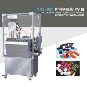 Tablet PC/Softgel Impresora (YSZ-B) la cápsula Equipemnt Farmacéutica de la máquina de impresión