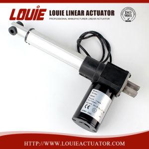 Dtl actuador lineal actuador lineal Pesado Industrial