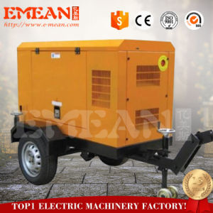 100kw Deutz générateur diesel portable GFS-D100 avec remorque