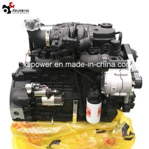 산업 기계를 위한 Qsb4.5-C80 (60kw/2200rpm) Dongfeng Cummins 디젤 엔진
