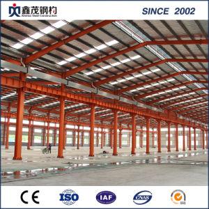 Fácil de instalar la estructura de acero prefabricados para la construcción de instalaciones