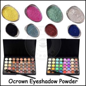 Pigment van de Make-up van de Oogschaduw van het Poeder van de Naakte Oogschaduw van de flikkering het Minerale