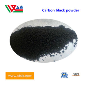 Negro de carbono, los neumáticos / la pirólisis N550 negro de carbón en polvo de carbono negro