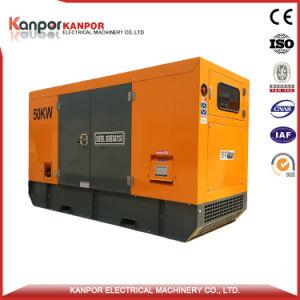 Van Yangdong 40kw 50kVA (44kw 55kVA) Geluiddichte Diesel Generator