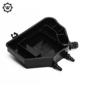 Injecção de jateamento de areia de precisão personalizada a parte plástica para o carro do molde