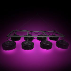 Venta caliente todo el espectro de luz LED de alta potencia crecer