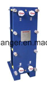 Substituição do permutador de calor GEA juntas de resistência a alta temperatura