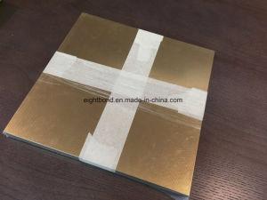 Couleur or de panneaux d'Honeycomb en acier inoxydable pour la décoration de l'hôtel