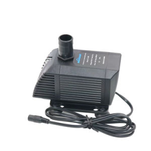 Pompe economizzarici d'energia dell'acquario del serbatoio di pesci di CC 24V 3000L/H