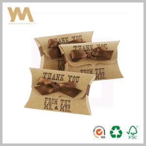 Regalo de lujo de envasado de alimentos de Chocolate caja caja de caramelos de papel