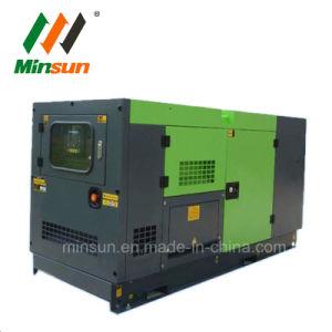 Parte superiore e generatore diesel raffreddato ad acqua poco costoso con ATS