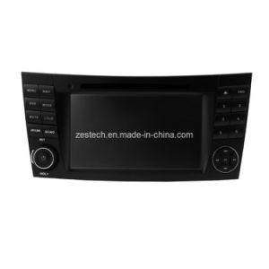벤즈 W211를 위한 Zestech 고품질 차 자동 라디오 DVD GPS