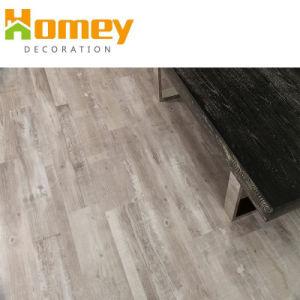 Matériel de décoration en plastique de vinyle carreaux de plancher de planches en vinyle PVC